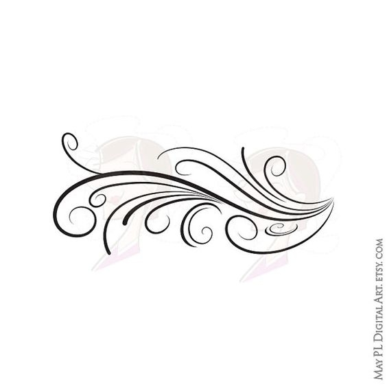 Invitation clipart elegant invitation. Within