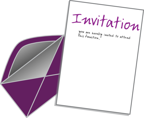 invitation card png