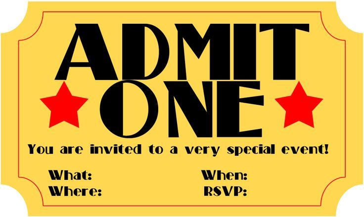 15 invitation clipart movie for free download on ya webdesign