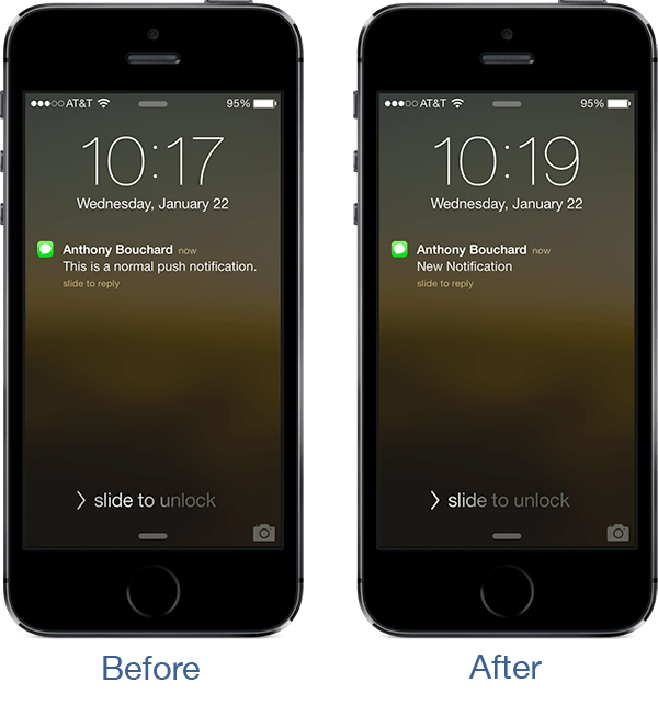Ios 7 lockscreen buttons png. Notification privacy increases your