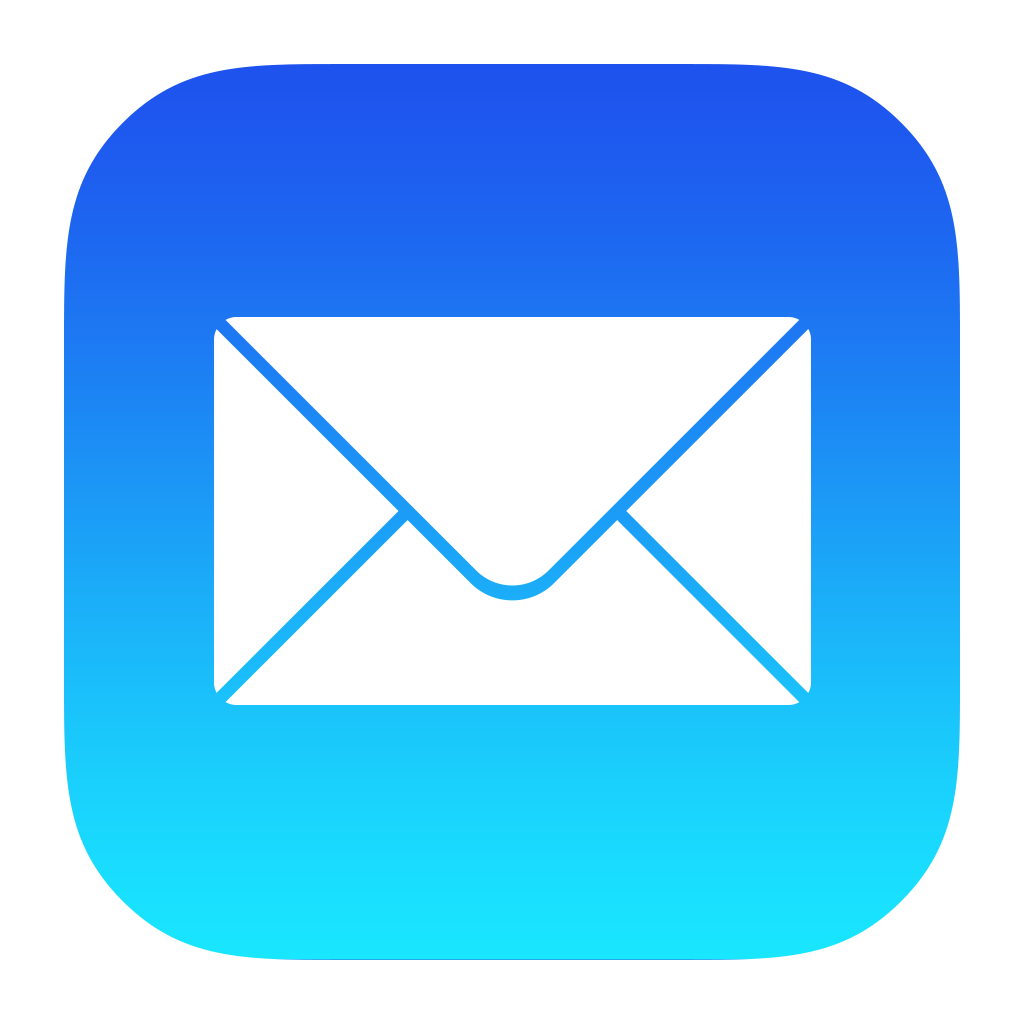 Ios mail icon png. Image purepng free transparent