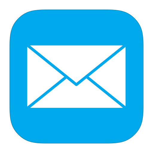 Iphone mail icon png. Metroui