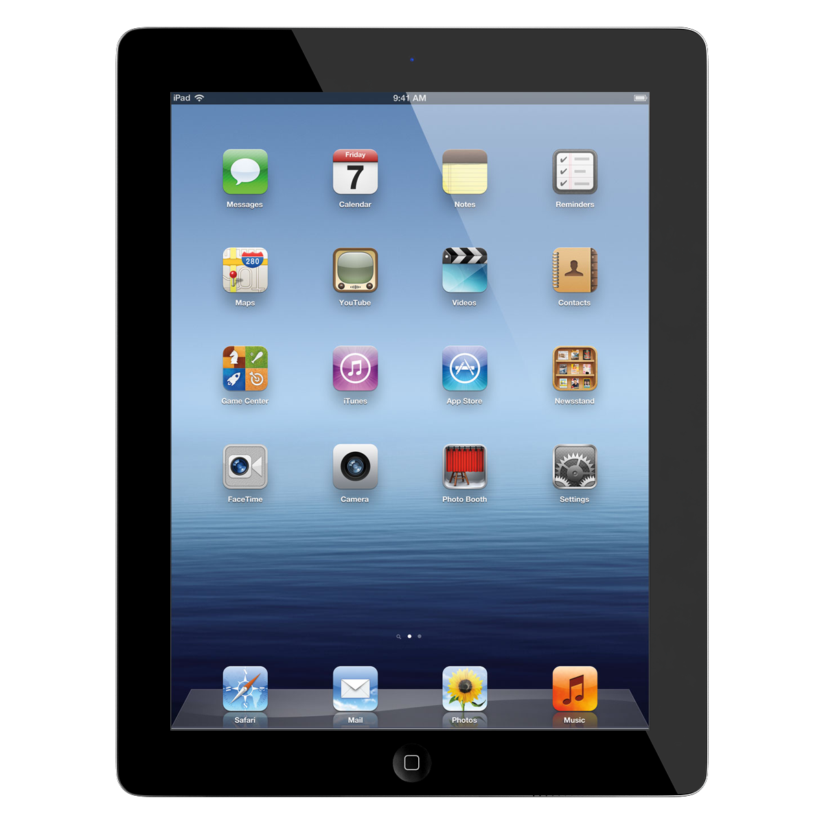 Ipad 4 png. Apple tablet gb ios