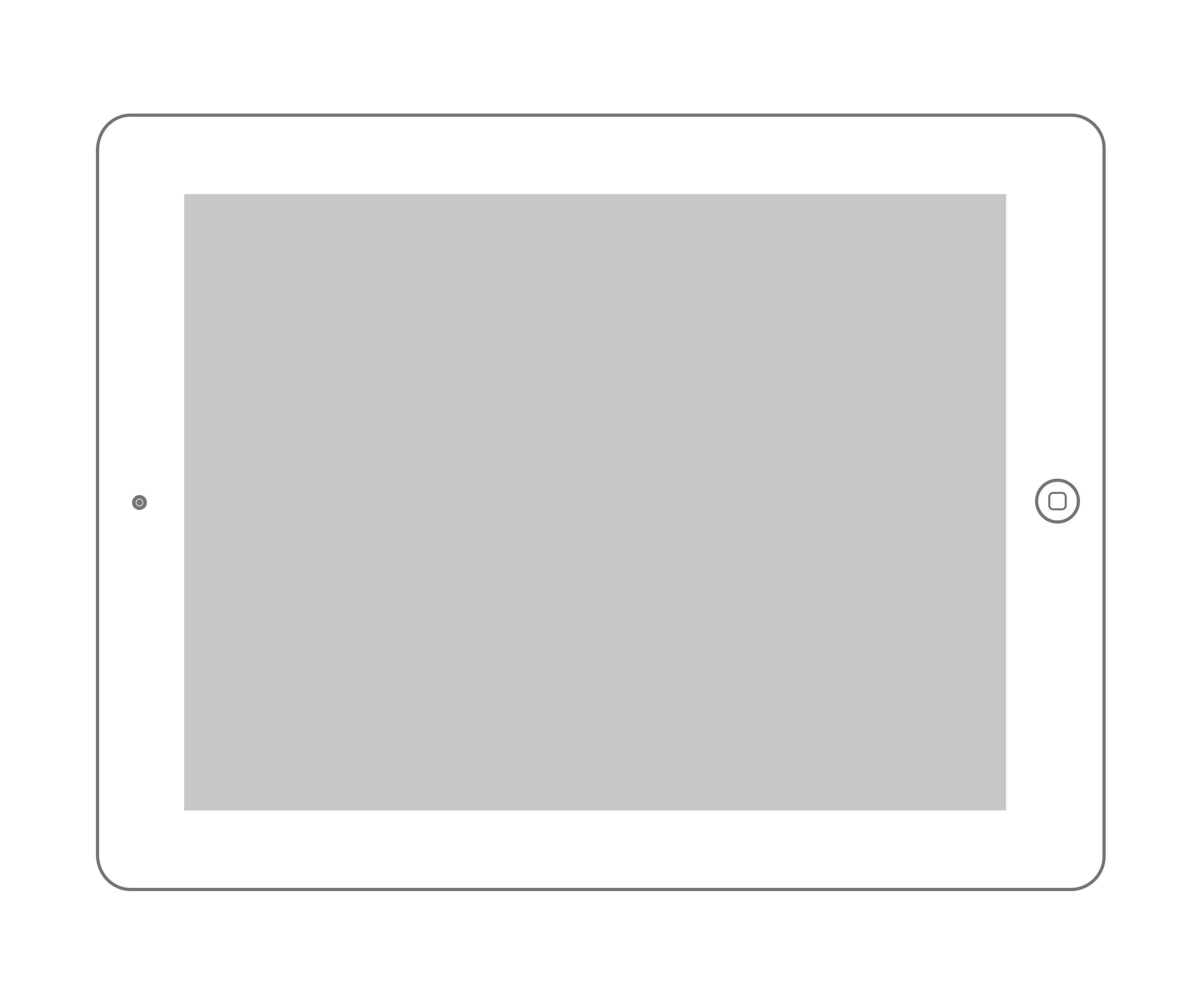 Ipad Air Frame Png Picture 372115 Ipad Air Frame Png