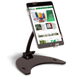 Ipad clip mount. Tablet stand in mumbai