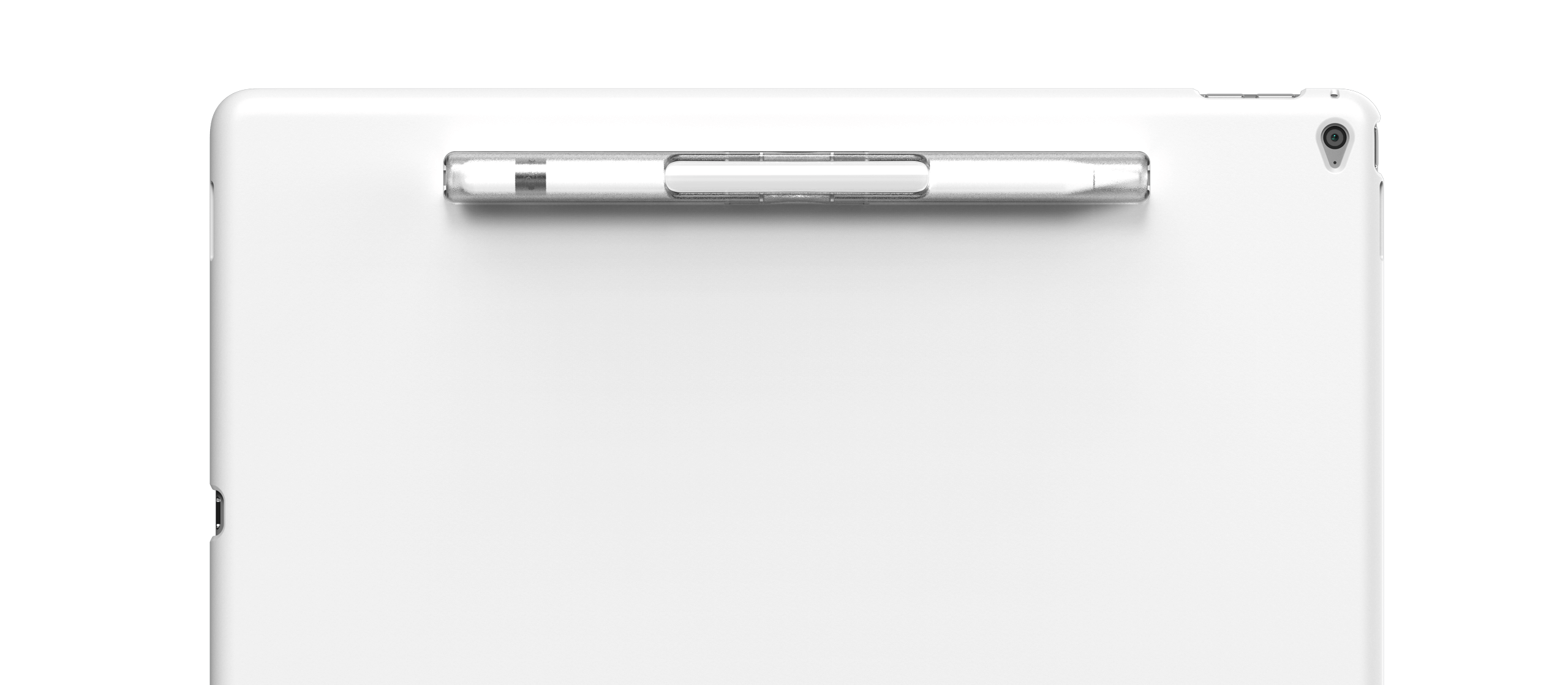 Ipad clip pencil apple. Coverbuddy for pro never