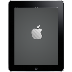 Ipad clipart apple ipad. Front icon png image