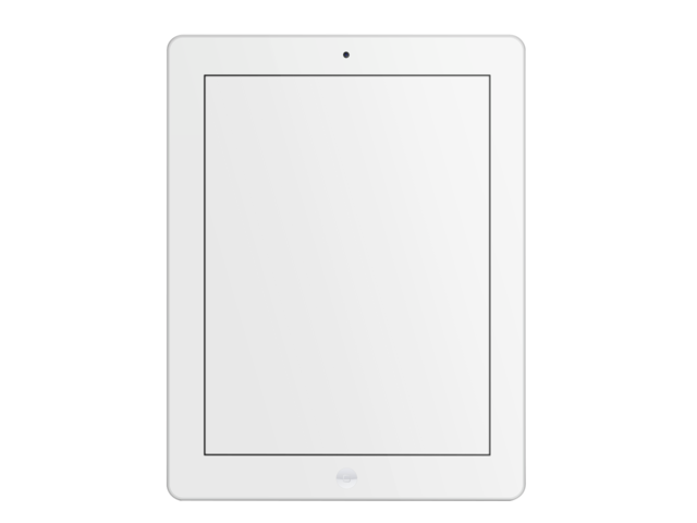 Ipad frame png. Placeit tablet mockup of
