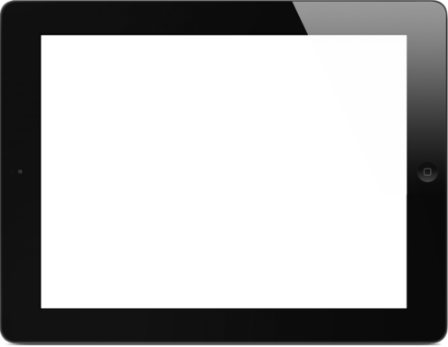 Ipad template png. April onthemarch co