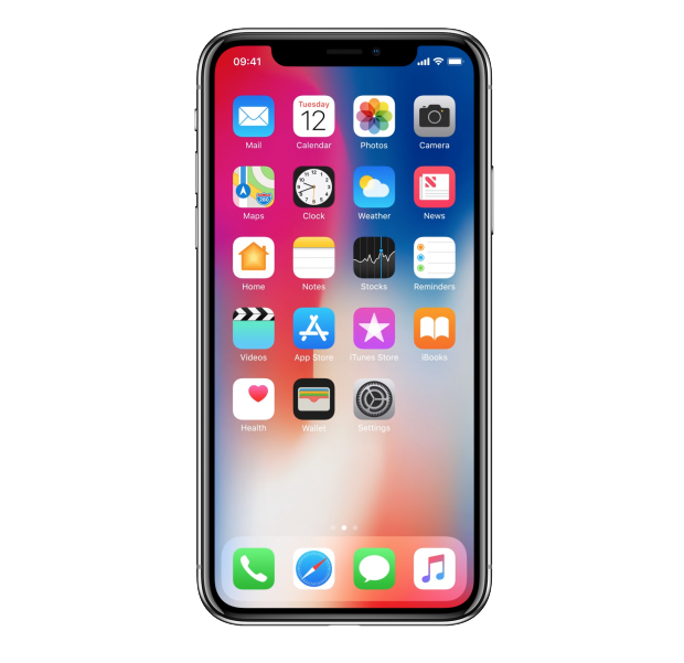 Iphone 10 png. Apple x image purepng