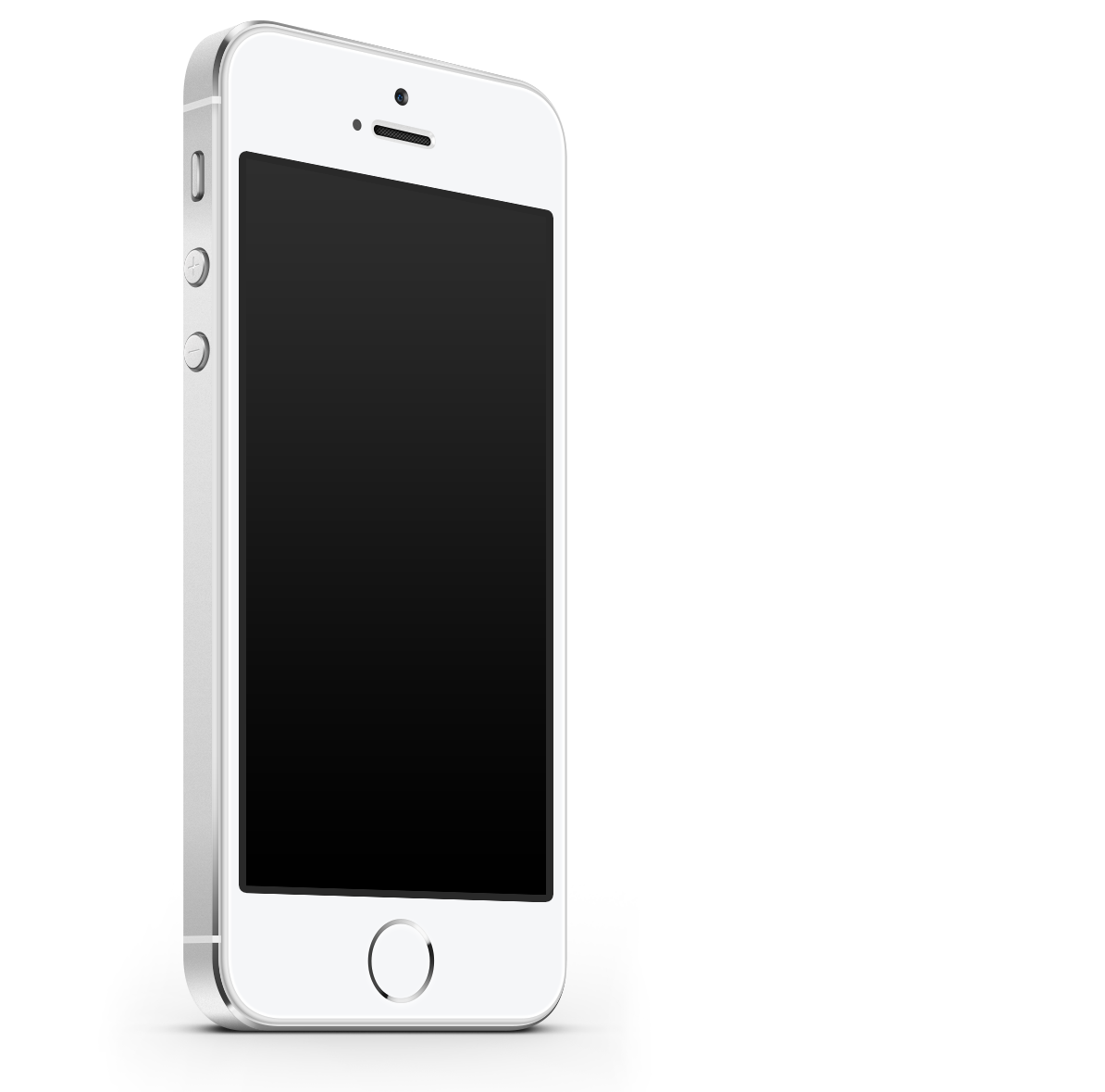 Iphone 5 white png. Apple air defense
