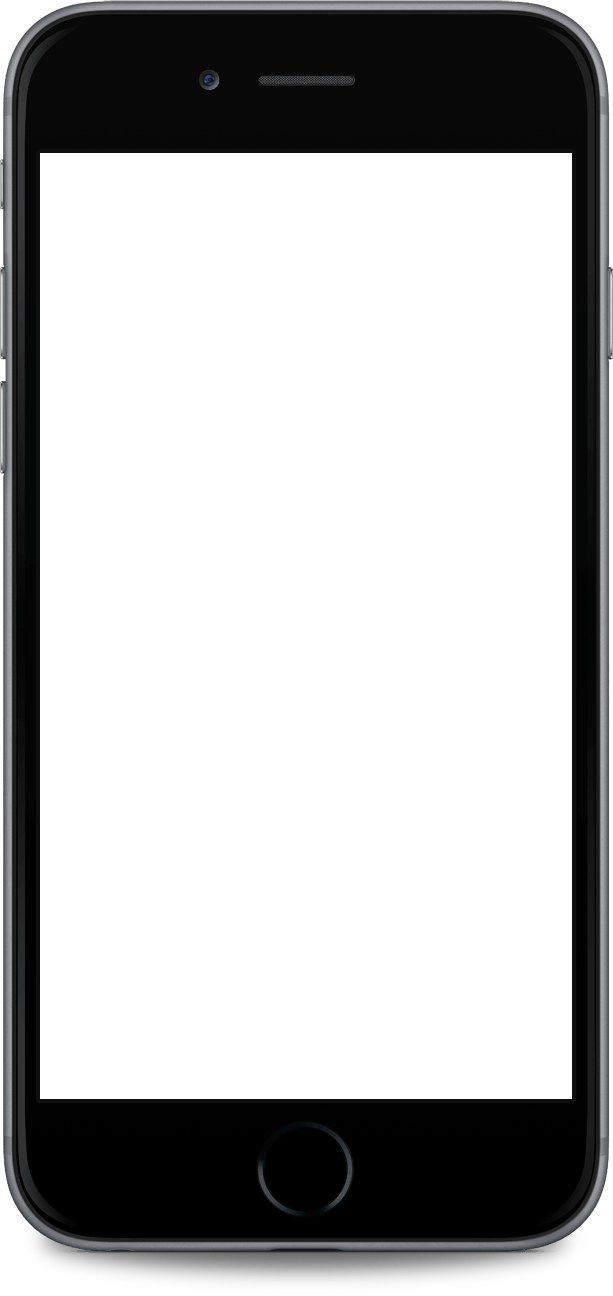Iphone 6 frame png. Mobile device images homespotter