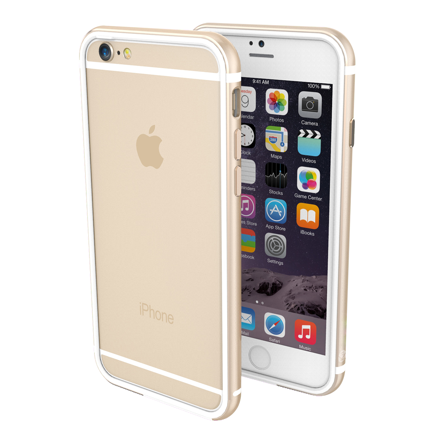 iphone 6 plus gold png