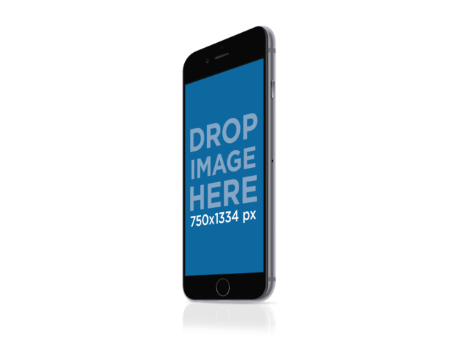 Png black net. Placeit iphone mockup of