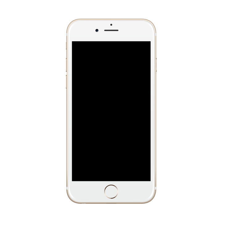 Iphone 7 outline png. White competition pinterest iphonewhitepng