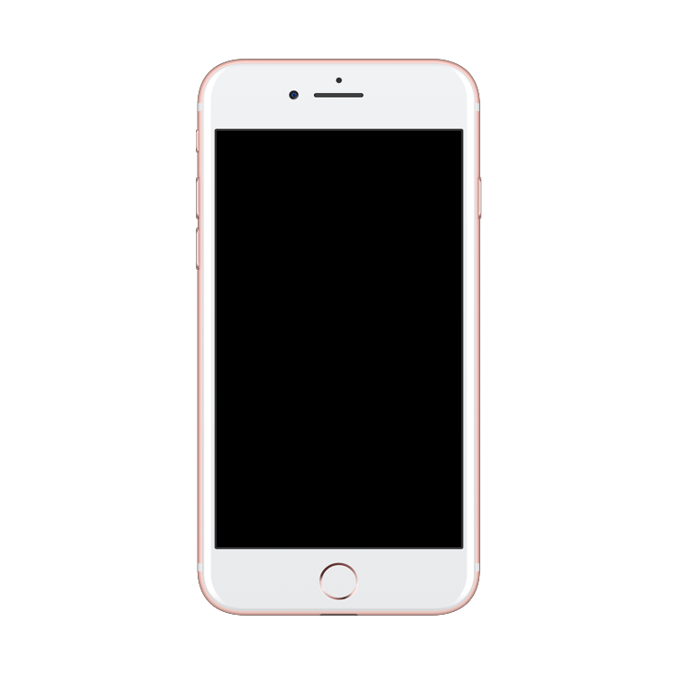 Iphone 7 plus image png. Transparent images pluspng mockup