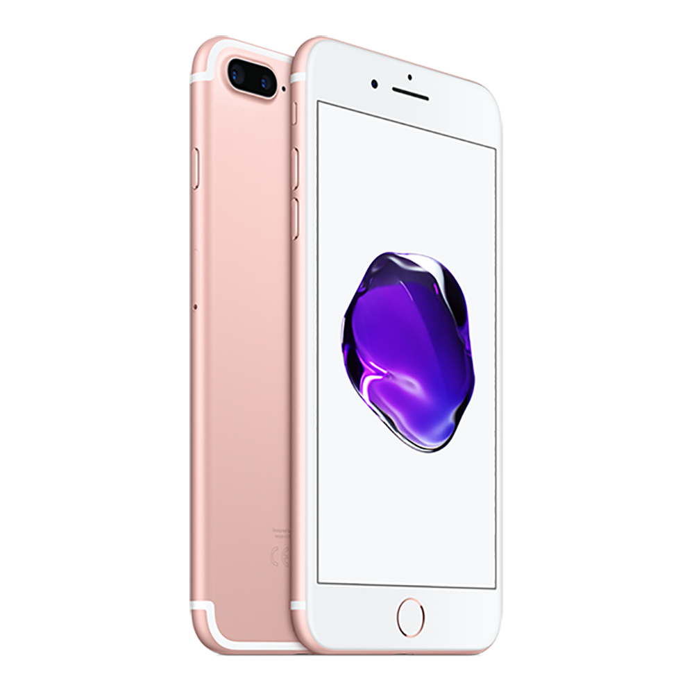 huge discount bfdd1 87df8 Iphone 7 Plus Image Rose Gold Transparent & PNG Clipart Free ...