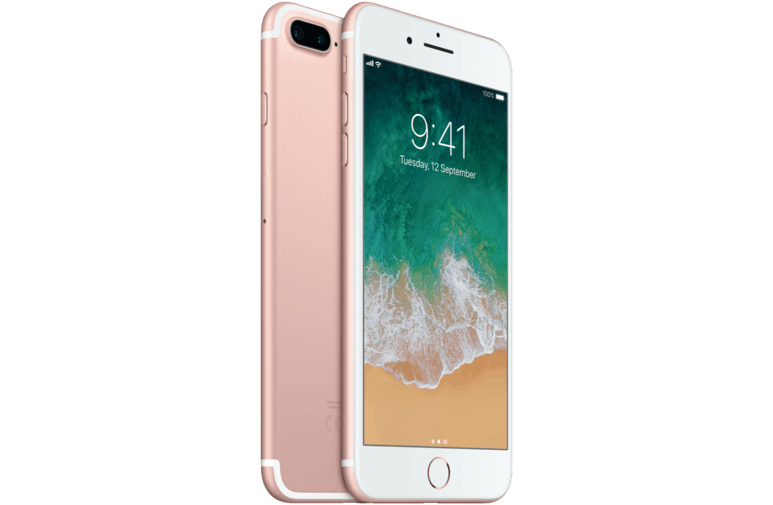 Iphone 7 plus rose gold png. Apple mnqq x a