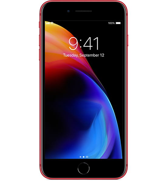 Iphone 8 plus png. Apple mts appleiphoneplusredpng