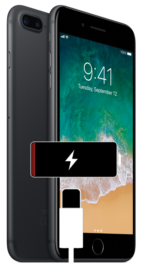 Iphone battery png. Replacement same day in