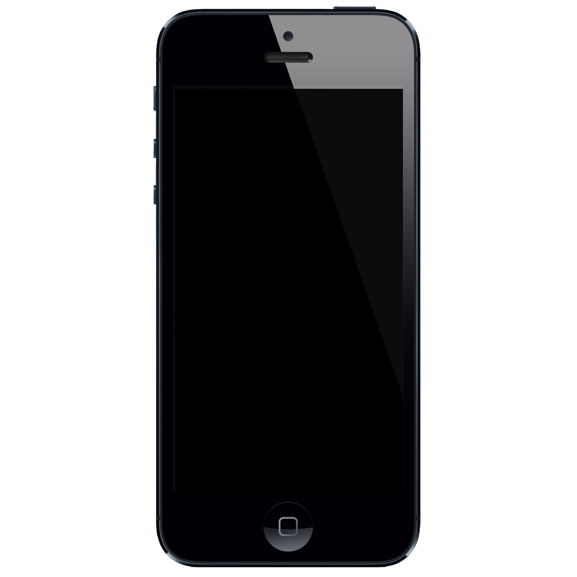 Blank iphone screen png. Image