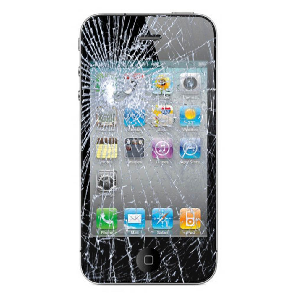 Iphone clipart iphone repair. Relieving ipad cracked glass