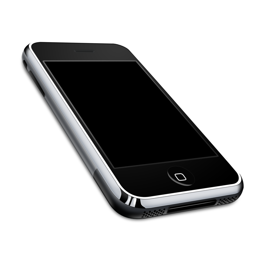 Cellphone transparent. Iphone apple png clipart