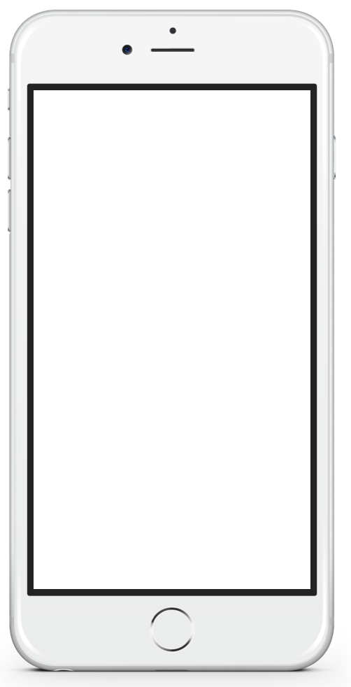 Iphone frame png. For desktop view