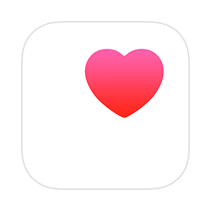 Iphone health icon png. Bruk helse appen p