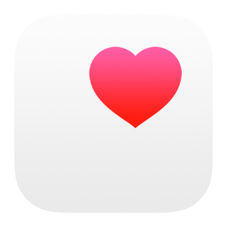 Iphone health icon png. Ios iconset dtafalonso