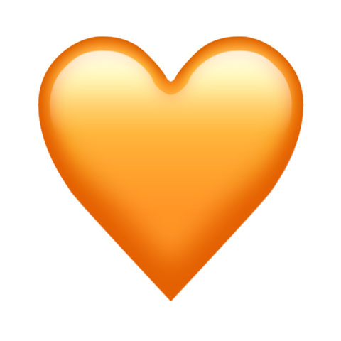 Iphone heart emoji png. What all the hearts