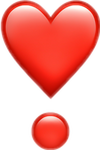 Iphone heart emoji png. Heartemoji report abuse