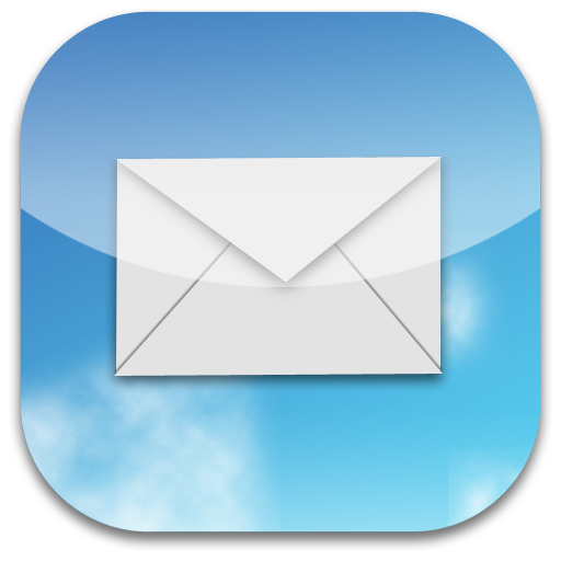 Iphone mail icon png. Gigaom how to create