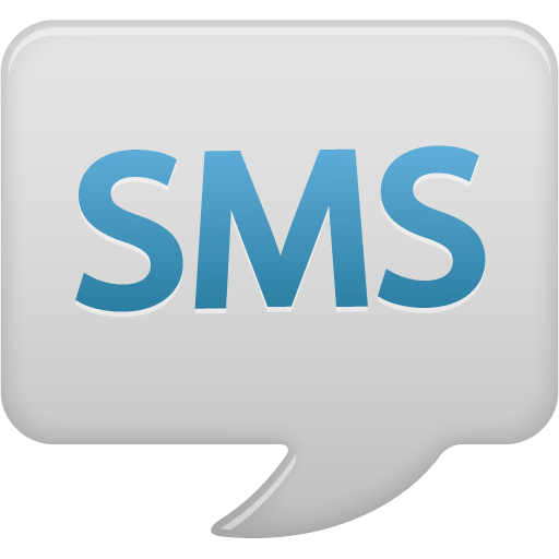 Text message png. Sms bubble icon pretty