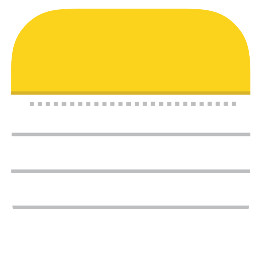 notes app png