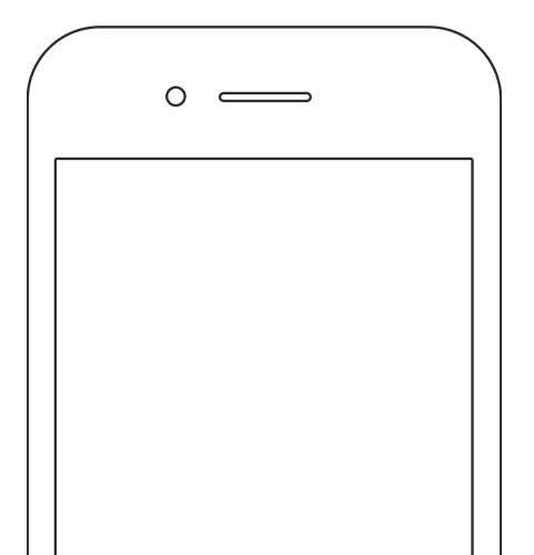 Iphone outline png. Anyone know where i