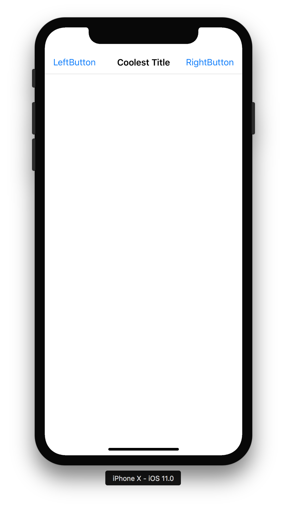 Iphone status bar png. Ios x hidden pushes