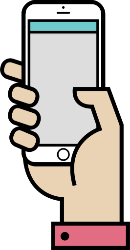 Iphone text png. Sms mobile icon svg