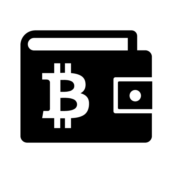 Iphone wallet icon png. Grayscale shopping icons bitcoin