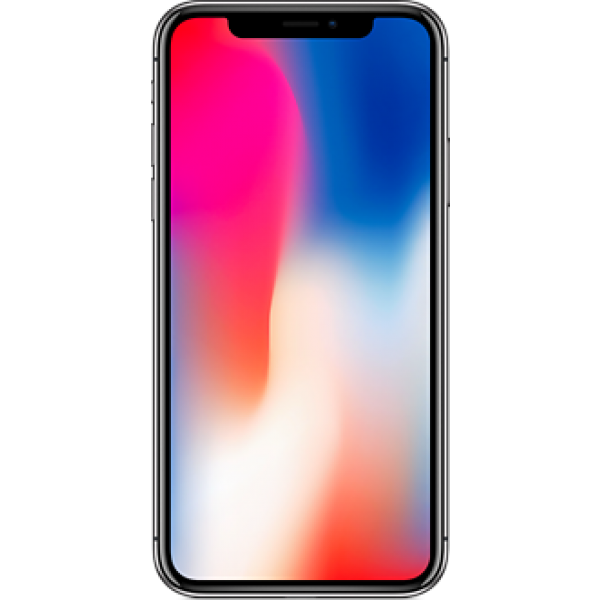 Iphone x png image. Apple gb space gray