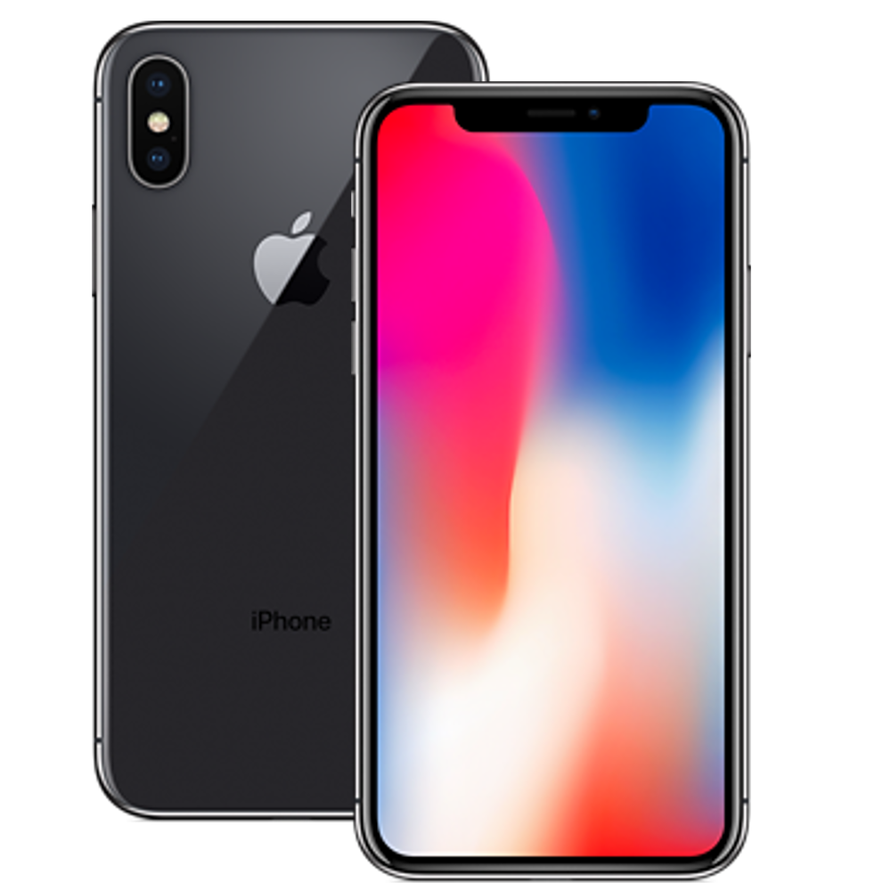 Iphone x png image. Download vector clipart psd