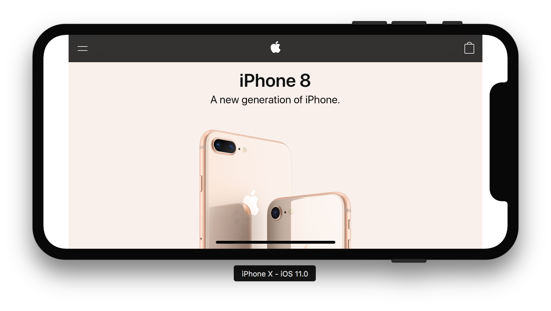 Iphone x status bar png. How will existing apps