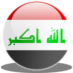 Iraq flag png. Icon flags iconset iconscity