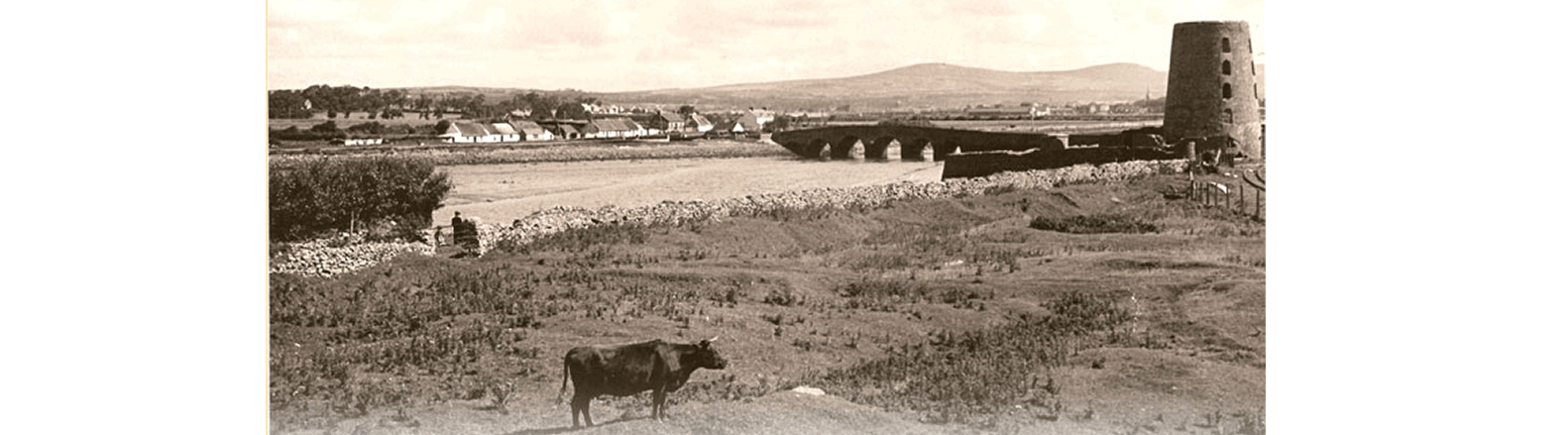 Ireland drawing rural. What was like in