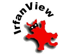 Irfanview transparent. Support for