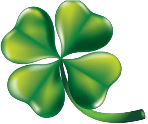 What s new from. Irish clipart four leaf clover vector freeuse
