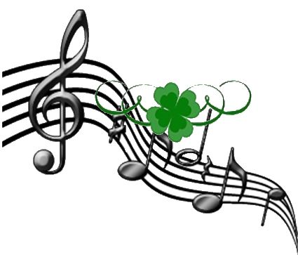 irish clipart irish music