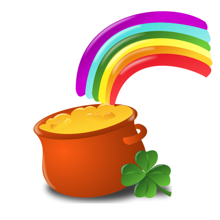Irish clipart st patrick's day. Free patrick s pot