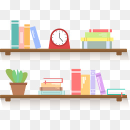 Iron clipart book rack. Shelf png vectors psd