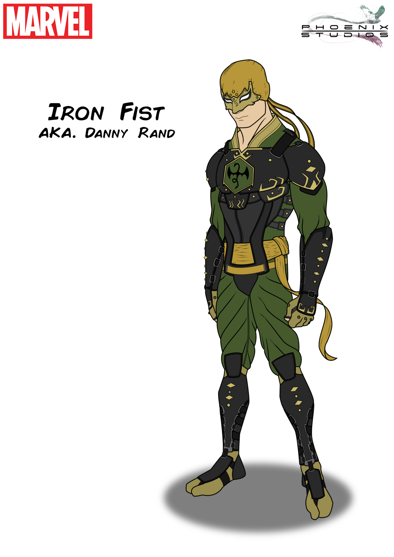 Iron fist netflix png. What do you think